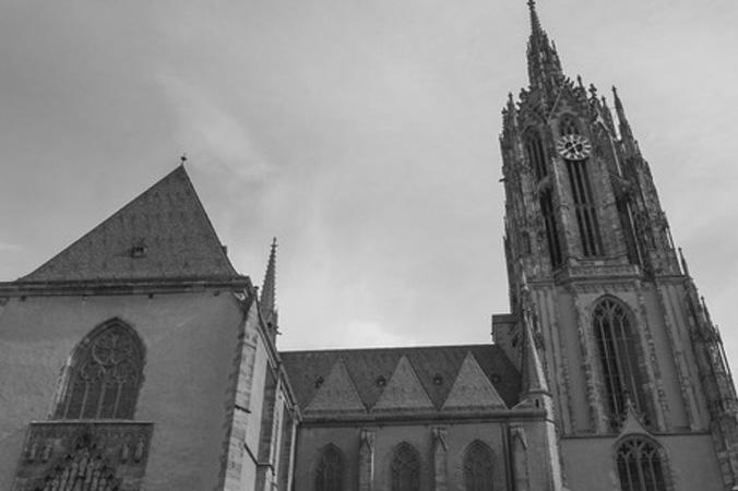 Katedrale-Frankfurt